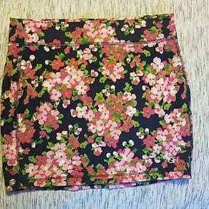 Floral Gilly Hicks skirt